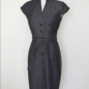 Calvin Klein chambray Dress